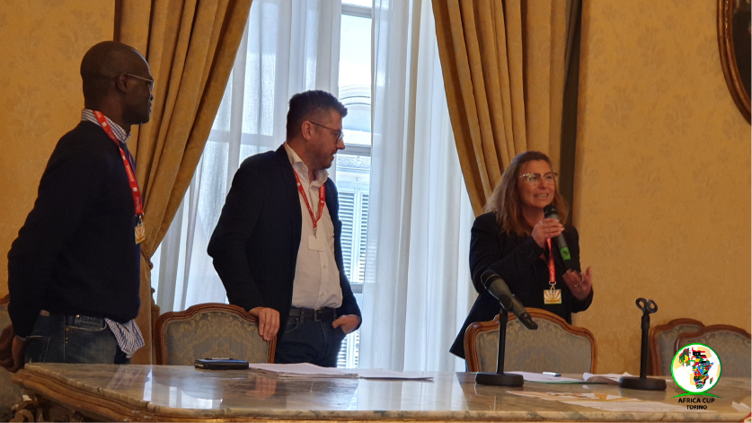 conferenza stampa africa cup torino 2019
